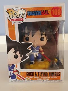 Goku And Flying Nimbus - #109 - Funko Pop Original