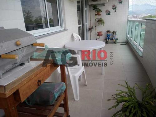 Apartamento-à Venda-vila Valqueire-rio De Janeiro - Vvap30304