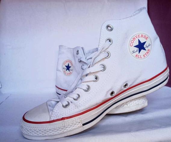 Tenis Converse All Stars High Blancos Unisex