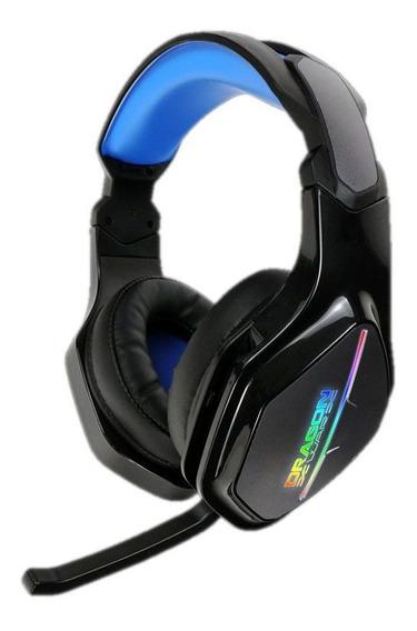 Headset Gamer Profissional Original Sabre 7.1 Surround Rgb