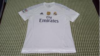 Camisa Do Real Madrid Original Gg