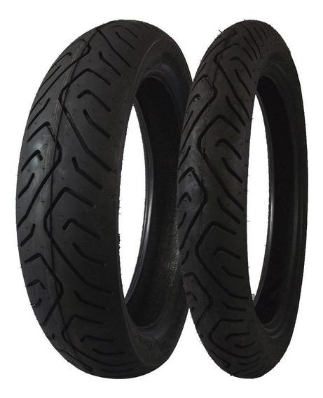Par Pneu 130 70 17 - 100 80 17 Cb 300 Fazer Twister Next 250