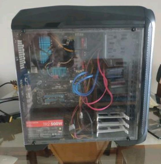 Pc Gamer Amd Fx-8320e Octa-core 16gb Placa De Video 2g