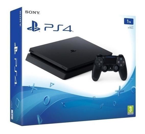 Playstation 4 Slim 1tb Ps4 Sony Original Mod 2215b