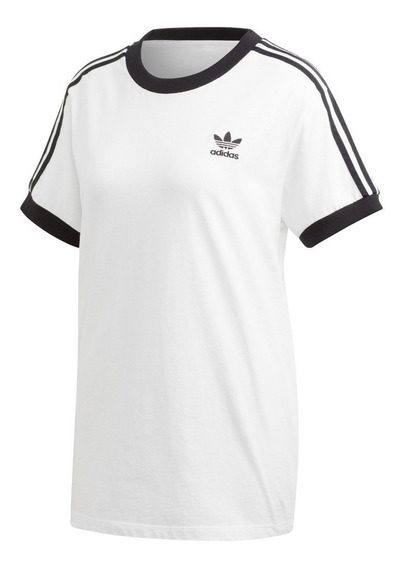 Remera adidas 3-stripes Mujer Dh3188 In