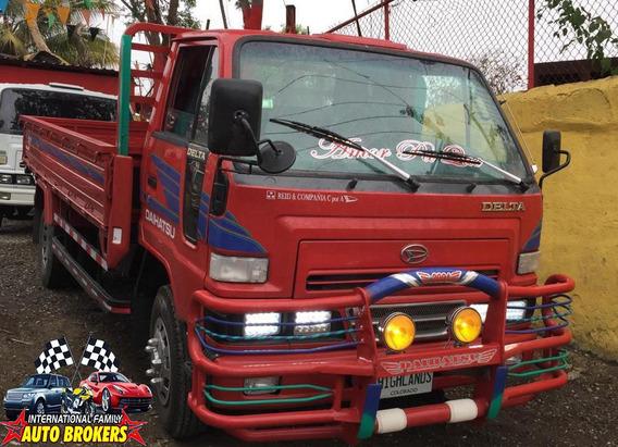 Camion Daihatsu Delta 2001