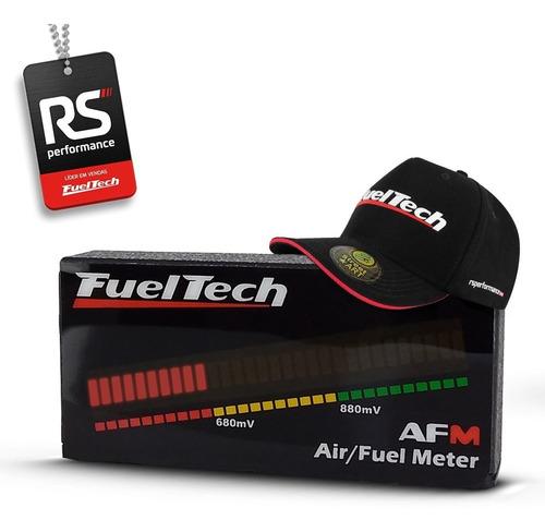 Imagem 1 de 5 de Fueltech Digital Air Fuel Meter - Hallmeter + Kit Brindes