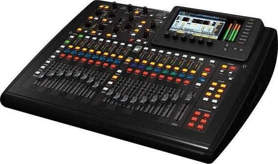 Mesa De Som Digital Behringer X32 Compact Envio Imediato