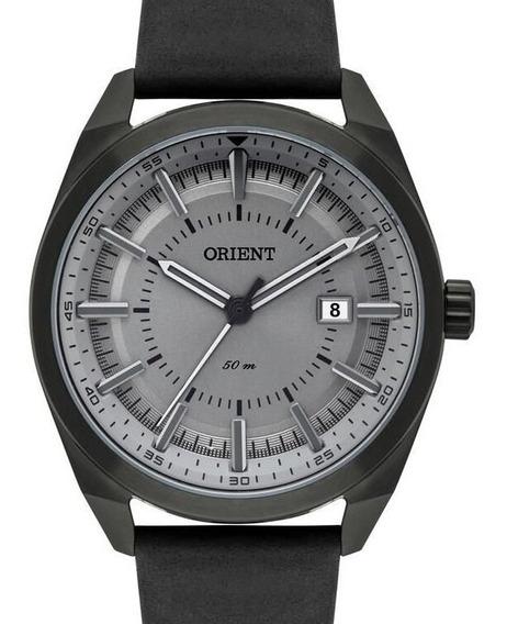 Relógio Orient Masculino Couro Mysc10012 G1px