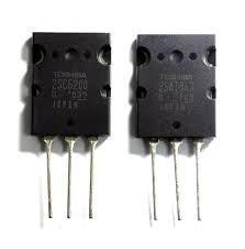 Kit 10 Pares Transistor 2sc5200 / 2sa1943 Toshiba - Original
