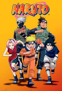 Naruto Shippuden Serie Completa + Ovas + Peliculas
