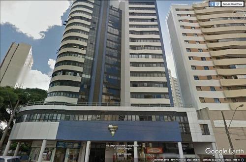 Imagem 1 de 13 de Sala Para Alugar, 26 M² Por R$ 1.050,00/mês - Água Verde - Curitiba/pr - Sa0055
