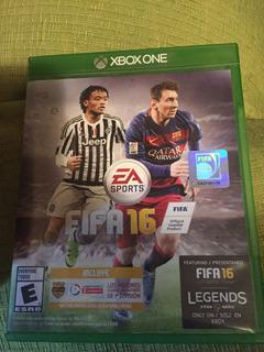 Juego Xbox One Fifa 2016 Usado