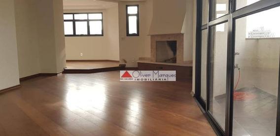 Apartamento À Venda, 180 M² Por R$ 840.000,00 - Vila São Francisco - São Paulo/sp - Ap6085