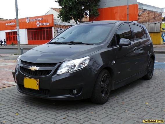 Chevrolet Sail Ltz Sport Hb