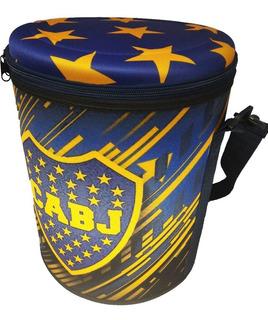 Térmica Cooler Em Eva Boca Juniors