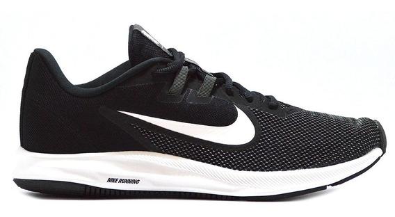 Tenis Nike Downshifter 9, Preto/branco, Masculino, Original