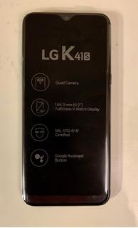 Celular LG K41s