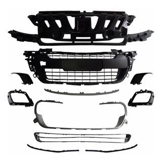 Kit 10 Piezas Para Paragolpe Delantero Con Led Peugeot 308