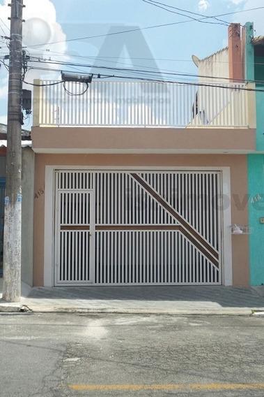 Casa Residencial Em Vila Figueira - Suzano - 2282