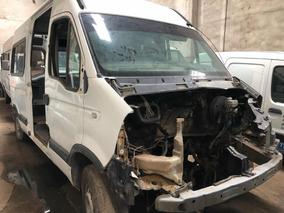 Renault Master 2.5 Dci Para Transferir - No Chocada