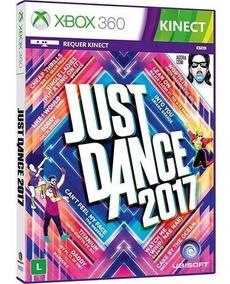 Just Dance 2017 - Xbox 360 - Novo - Mídia Fisica - Original