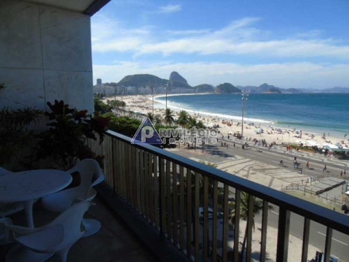Imagem 1 de 24 de Apartamento À Venda, 4 Quartos, 2 Suítes, 2 Vagas, Copacabana - Rio De Janeiro/rj - 7396