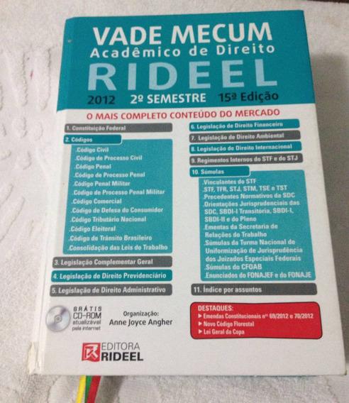 Vade Mecum Rideel 2012
