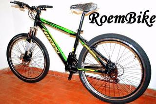 Bicicleta Mountain Bike R29 *doble Freno A Disco* Shimano