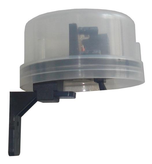 Sensor Relé Fotoeletrônico Base Completo Acende /apaga Qr51