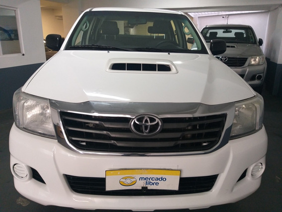 Toyota Hilux 2.5 Cd Dx Pack Electrico 120cv 4x4 2014