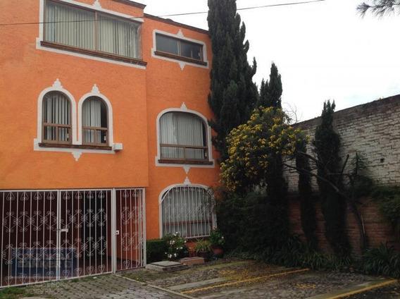 Casa En Condominio En Renta, Toluca, Estado De México