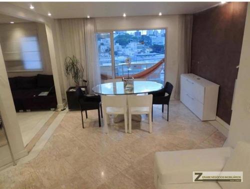 Apartamento Com 3 Dormitórios À Venda, 103 M² Por R$ 600.000,00 - Jardim Barbosa - Guarulhos/sp - Ap0501
