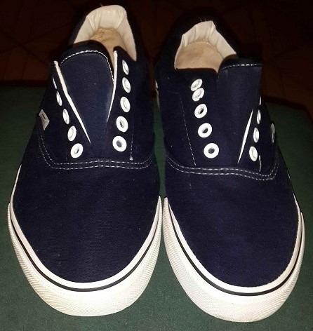 Zapatos Vans Off The Wall De Dama Originales Talla 38