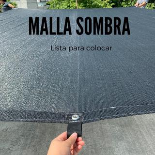 Mall Sombra 6x7 90% Raschel Lista Para Colocar