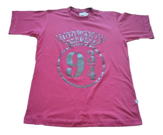 Camiseta Hogwarts Harry Potter 9 3/4 - Promoção