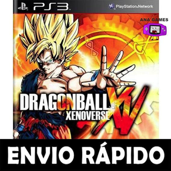 Dragon Ball Xenoverse Ps3 - Jogo Digital