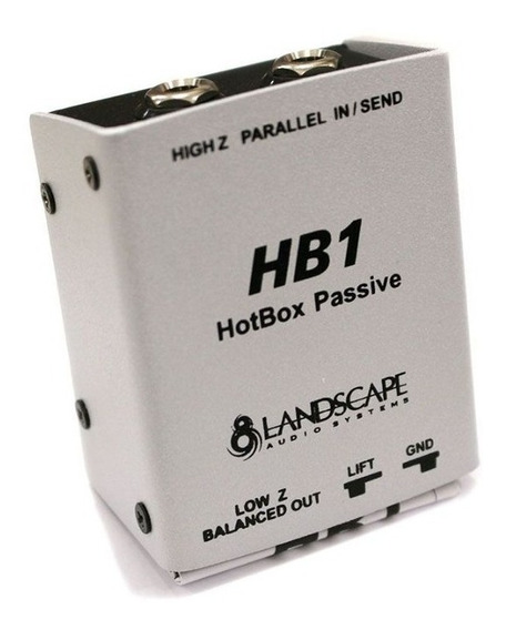 Direct Box Landscape Hotbox Passivo Hb1