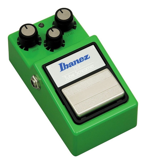 Pedal Ibanez Tube Screamer Ts9 Overdrive Made In Japan + Nf