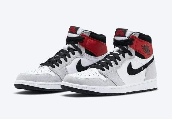 Nike Air Jordan 1 Smoke Grey (gs) Dswt
