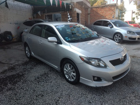 Toyota Corolla 2.4 Xrs 5vel W/moonroof Aa Ee Cd Mt 2009