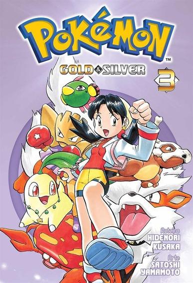 Pokémon Gold & Silver - Edição 3