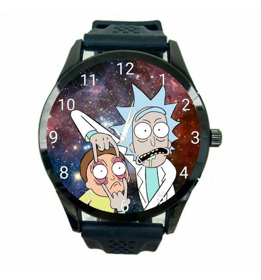 Relógio Rick And Morty Feminino Serie Animação Universo T917