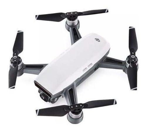 Drone Dji Spark Fly More Combo Branco - Homologado Anatel