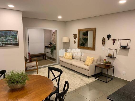 Apartamento À Venda Com 2 Dormitórios No Edifício Maktub Exclusive - Itu/sp - Ap2206