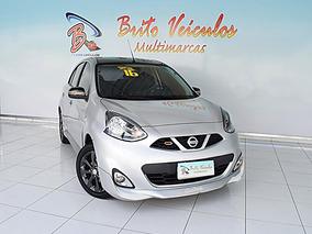 Nissan March 1.6 Rio 2016 16v Flex 4p Manual 2016