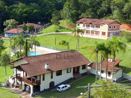 Pousada À Venda, 4000 M² Por R$ 12.500.000,00 - Jardim Das Colinas - Franco Da Rocha/sp - Po0013