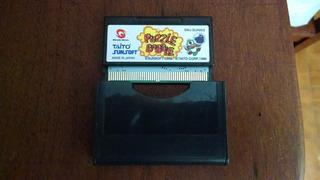 Puzzle Bobble Para Wonderswan Estilo Gameboy. Kuy