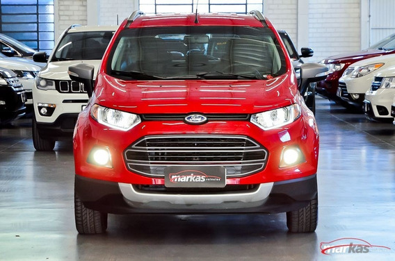 Ford Ecosport Ecoesport Freestyle 1.6 115hp 58 Mil Km Nova