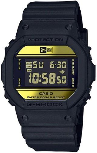 Relógio G-shock New Era Dw-5600ne-1dr Exclusivo
